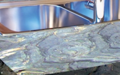 Exotic Granite Slabs for Louisiana Kitchens