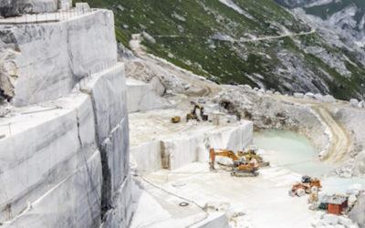 Premium White Marble: Carrara Slab