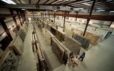 Stone Slab Showroom in Houston